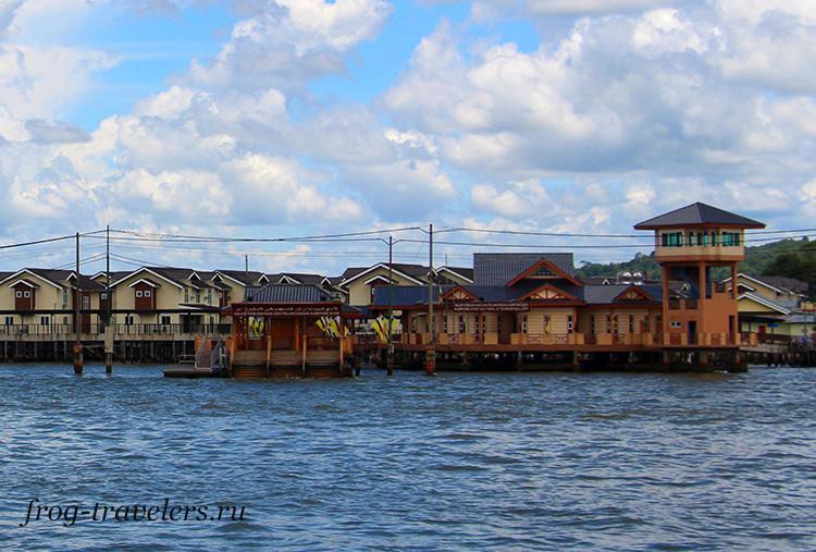 Кампунг эир Бруней