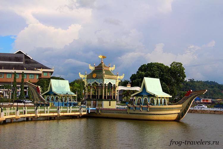 Достопримечательности Брунея на фото