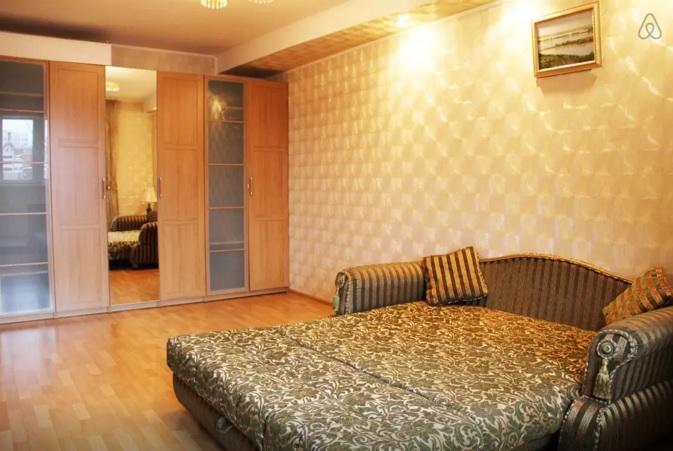 Уютная однокомнатная квартира в Люберцах без посредников