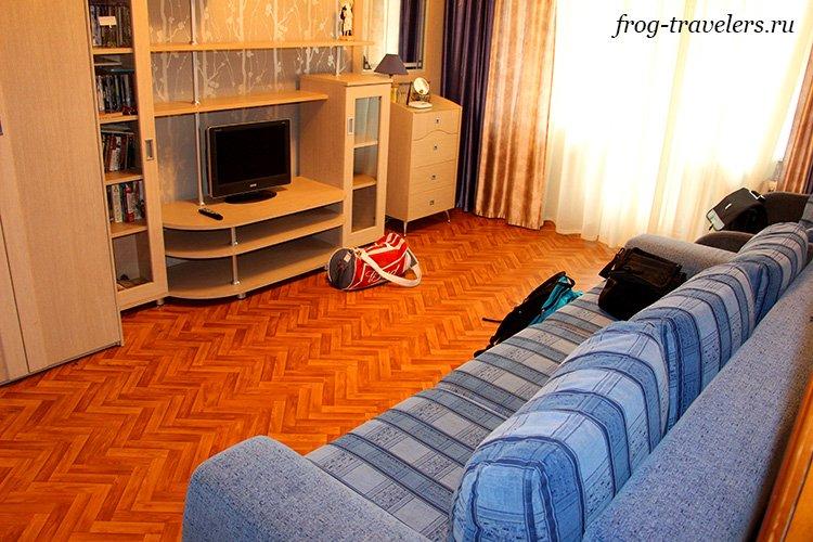 Аренда квартиры в Твери на сутки недорого без посредников