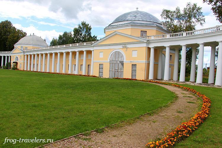 Усадьба Знаменское-Раек фото