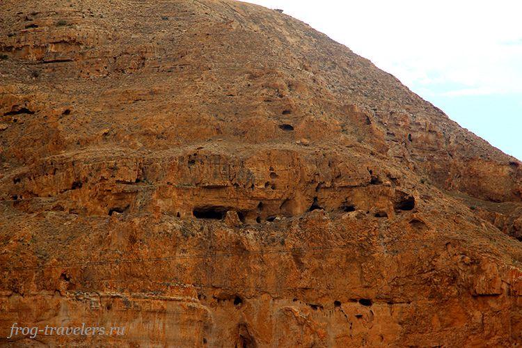 Горы Иерихона