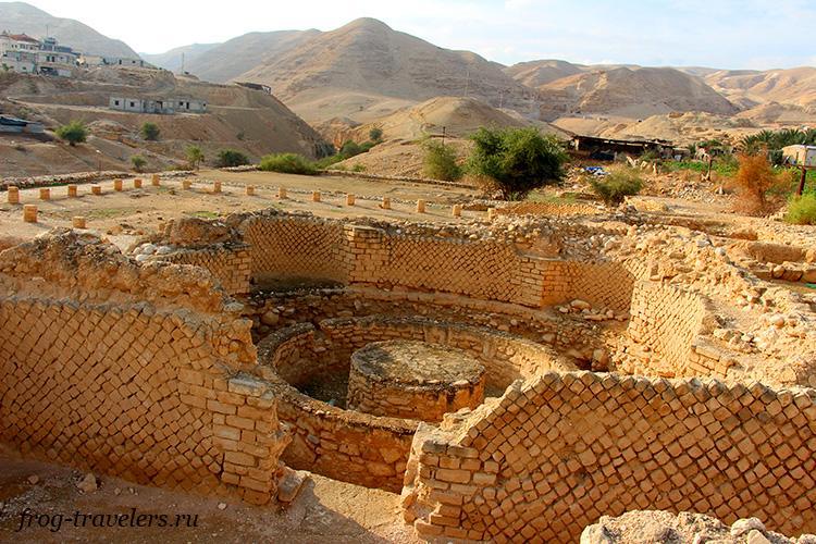 Дворец Ирода Иерихон