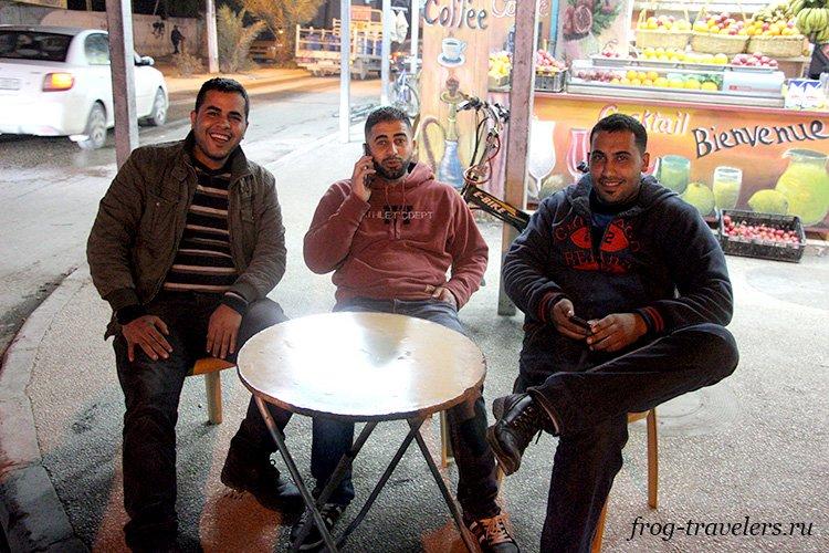 Палестинские ребята