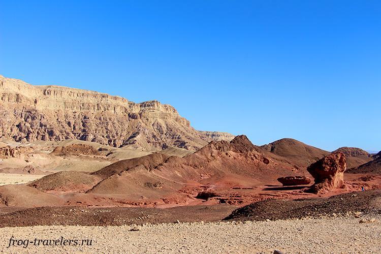 Долина Тимна Эйлат