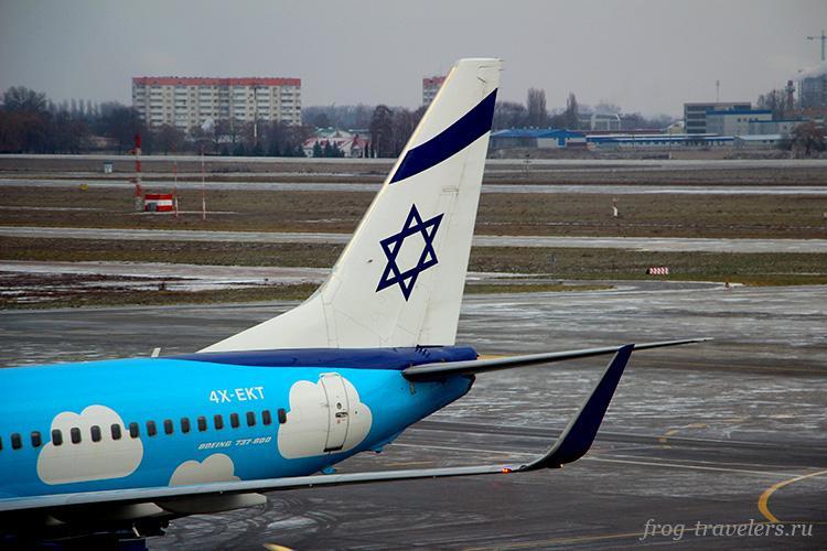 Купить билет на самолет Беларусь-Израиль