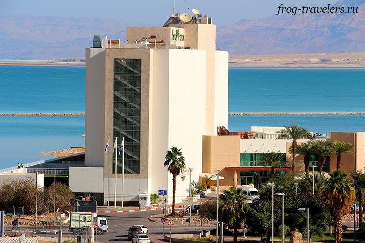 Спа-отель Ход Мертвое море Израиль