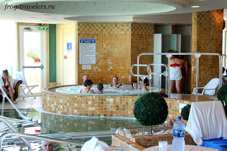 СПА гостиницы Ход Хамидбар