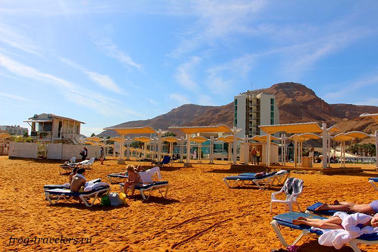 СПА-гостиница Ход Мертвое море Израиль