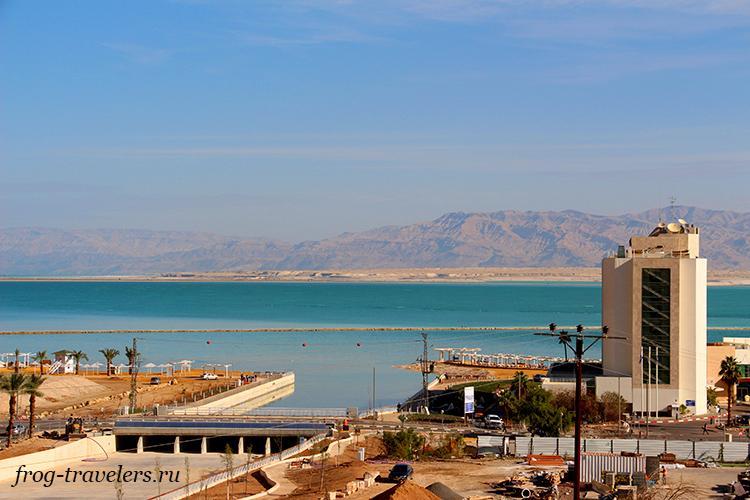 Спа-отель Ход на Мертвом море Израиль фото