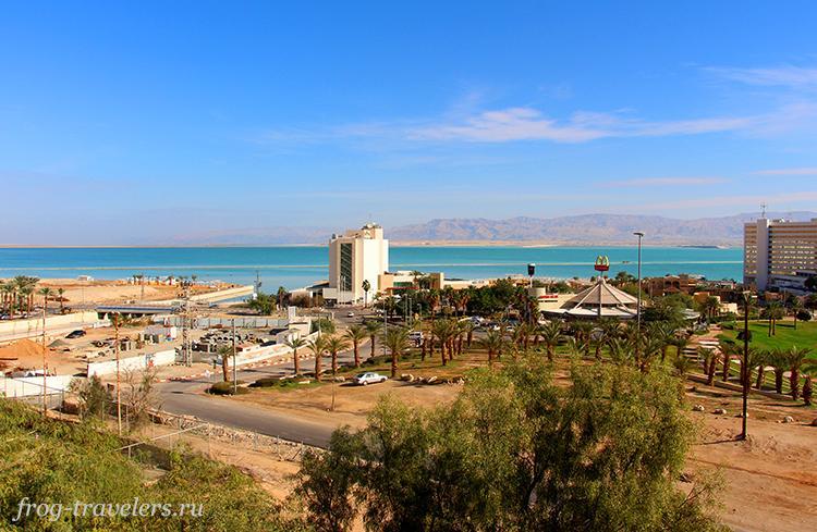 Мертвое море - наши отзывы