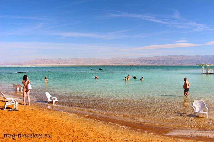 Мертвое море - фото