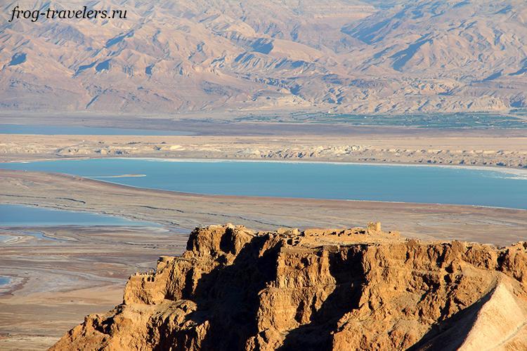 Мертвое море - Израиль
