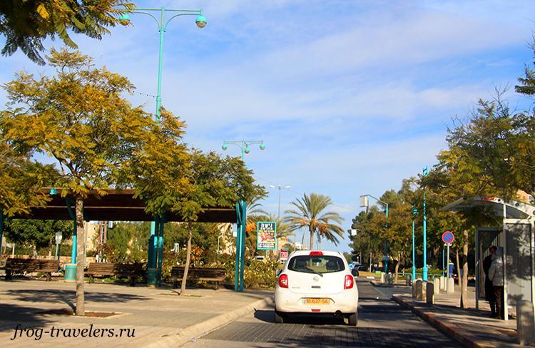 Город Арад Израиль