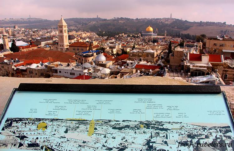 Как добраться в Иерусалим