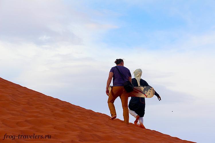 Пустыня Вади Рам отзывы