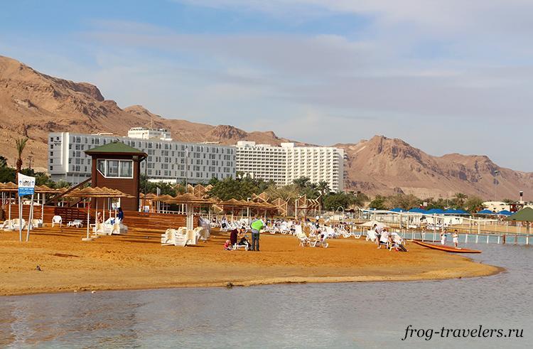 Отель Isrotel Ganim Hotel Dead Sea 4*