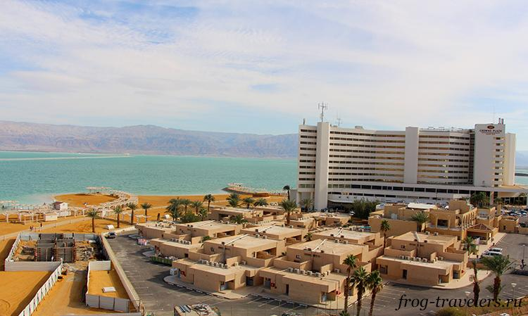 Отель Orchid Dead Sea 3* (Tsell Harim)
