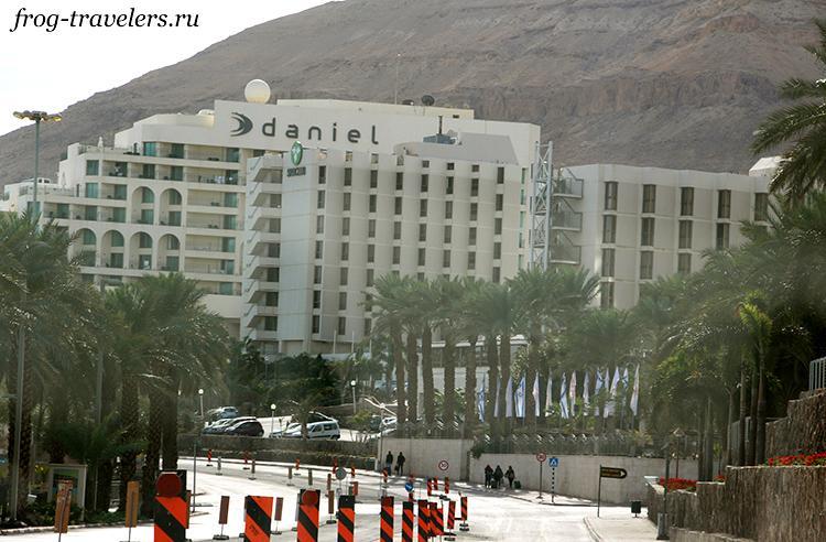 Отель Daniel Dead Sea Hotel 5*
