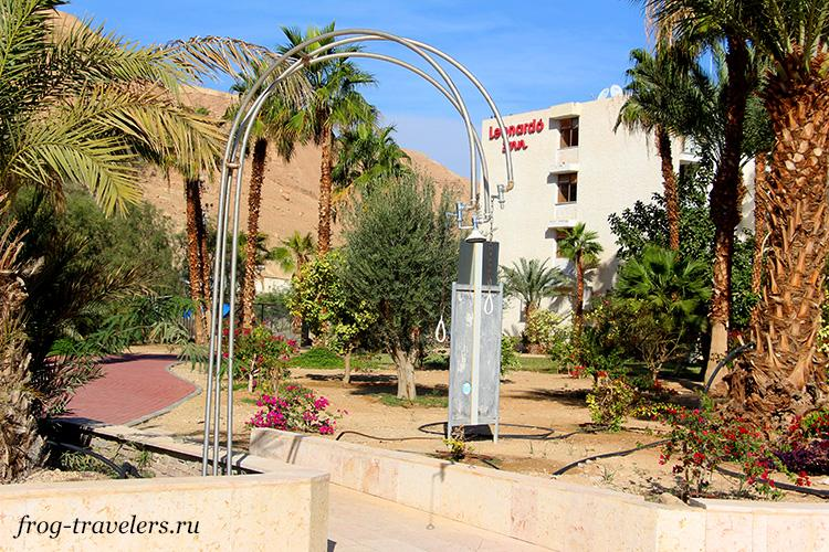 Гостиница Leonardo Inn Dead Sea фото