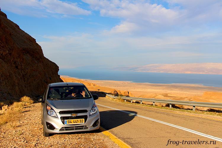 Аренда автомобиля в Израиле