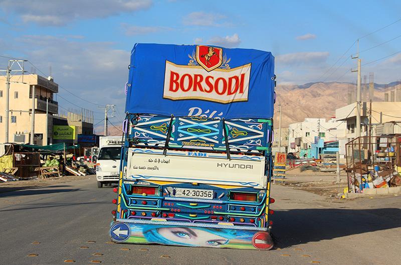Трасса вдоль Мертвого моря