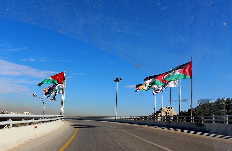 Дороги Иордании