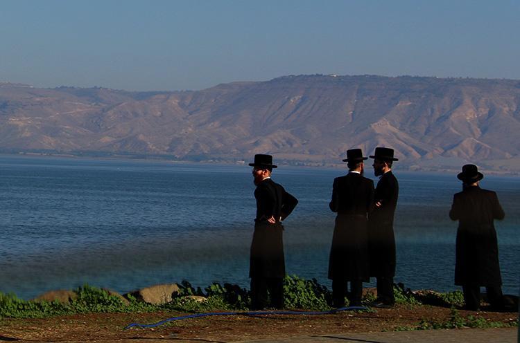 Отдых в Израиле на Галилейском море