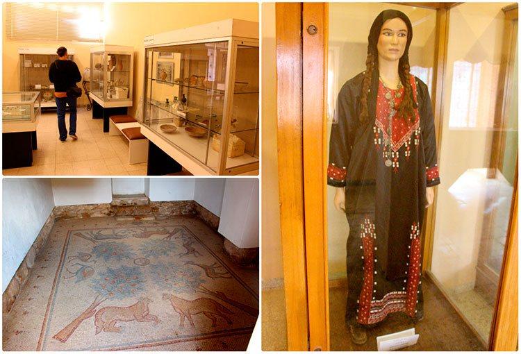 Археологический музей Мадабы