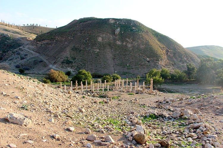 Руины Пелла