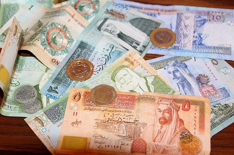 Цены в Иордании