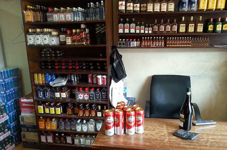 Цены на алкоголь в Иордании
