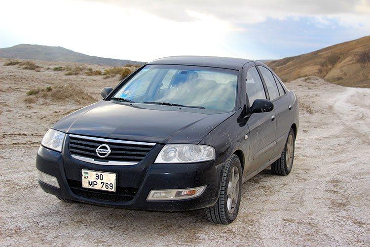 Аренда авто Азербайджан