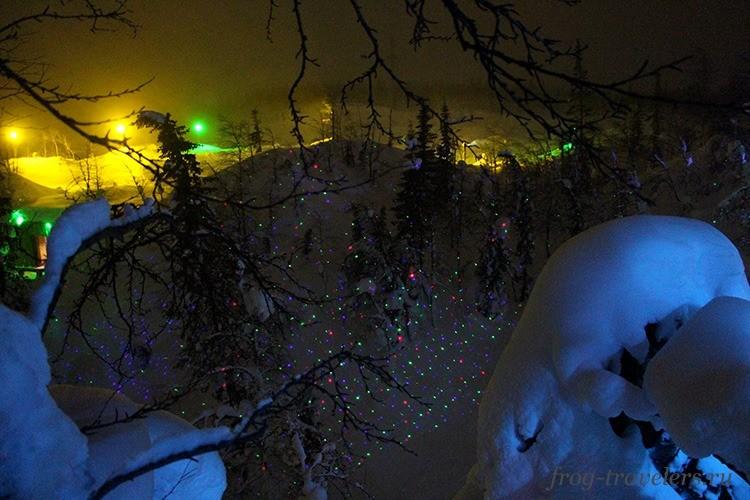 Таинственный лес – сказочный арт-парк в Кировске