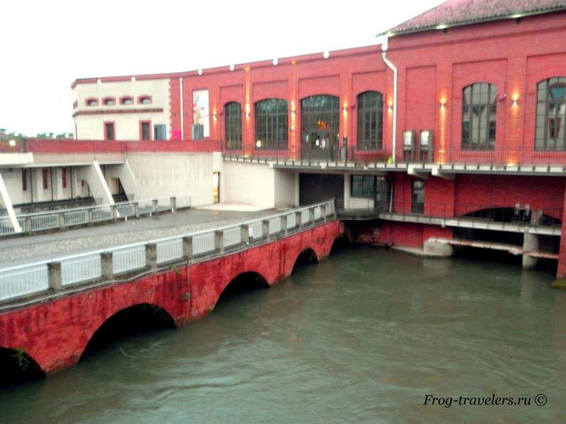 Первый мост на реке Гаронна
