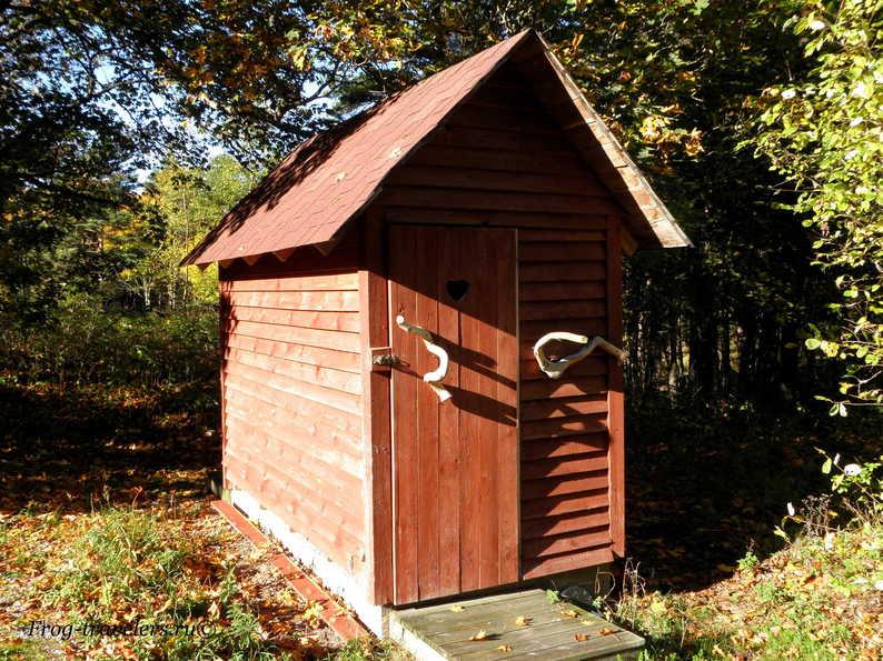 Туалеты Эстонии фото