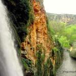 Испания. Водопады Монастыря де Пьедра
