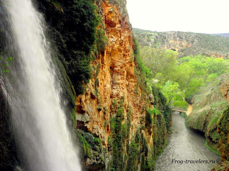 Водопады Испании фото