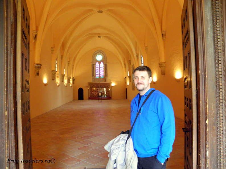 Музей Монастыря де Пьедра