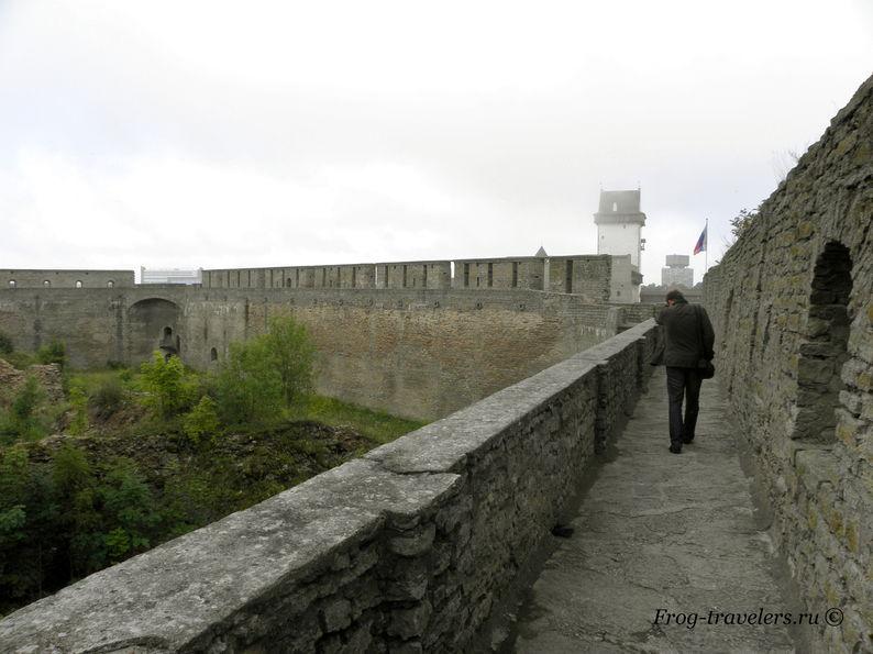 Замки и крепости России