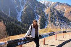Горы-Тянь-Шань,-Казахстан