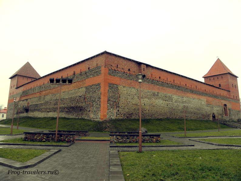 Беларусь. Лидский замок