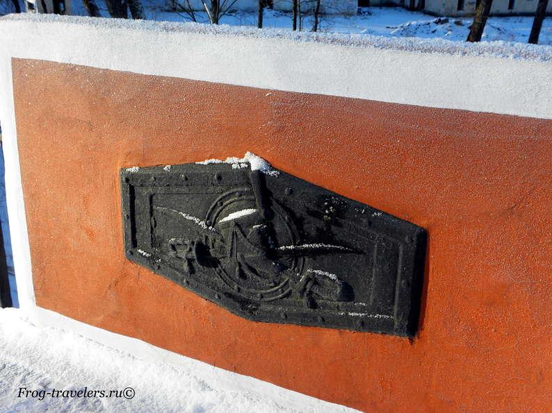 Достопримечательности Полоцка на карте. Красный мост - памятник войне 1812г.