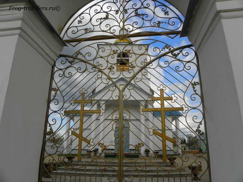 Святыни и храмы Псковской области Фото
