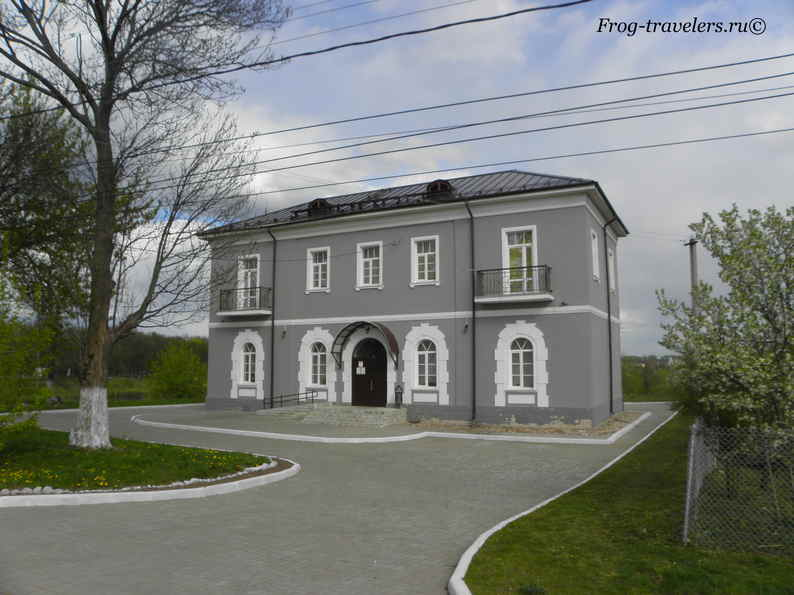 Островский краеведческий музей