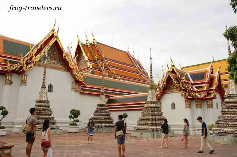 Храмы в Бангкоке