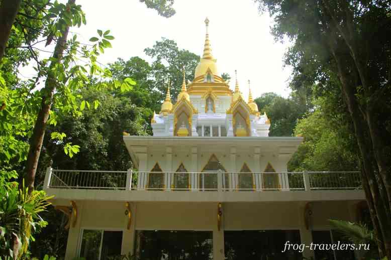 Буддийская ступа Хин Лад