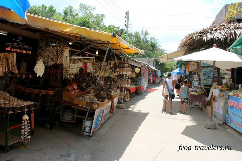Рынок в Тайланде