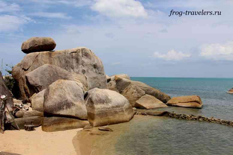 Бухта Rocky's Beach
