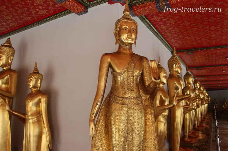 Галереи Будд